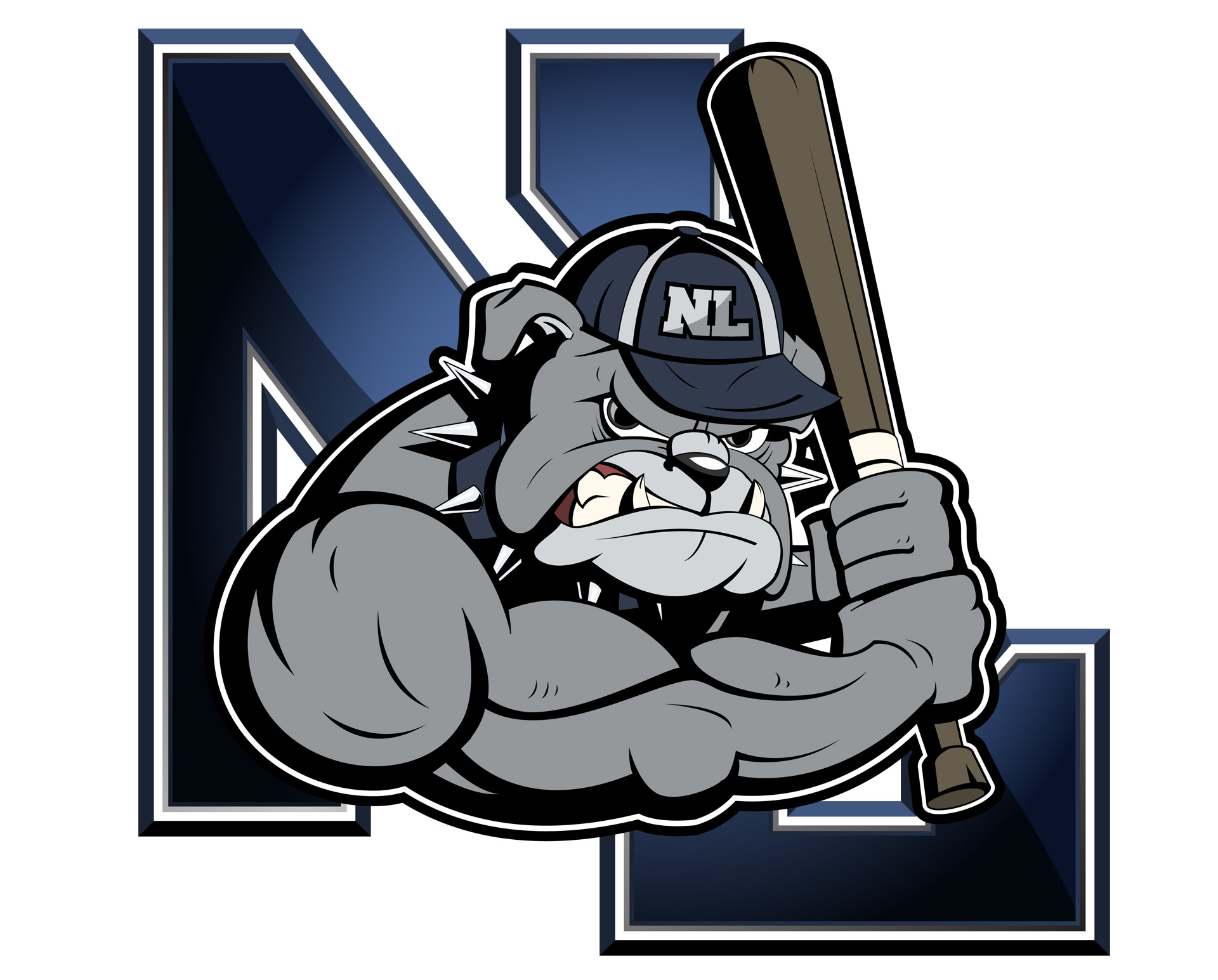 Bulldogs baseball logo - photo#20